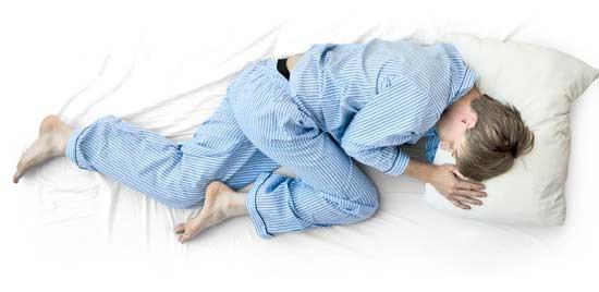 寝起き 腰痛